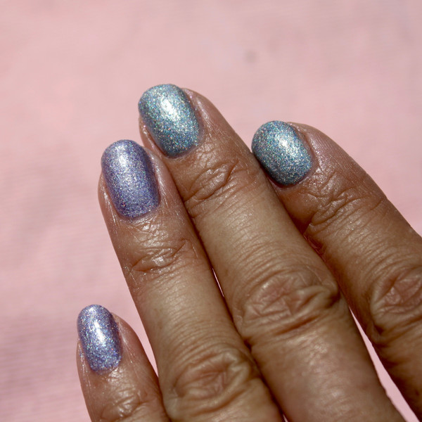 Different Dimension holo nail polish
