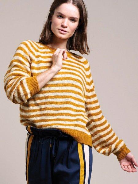 Lolly's Laundry Lana Jumper - Mustard