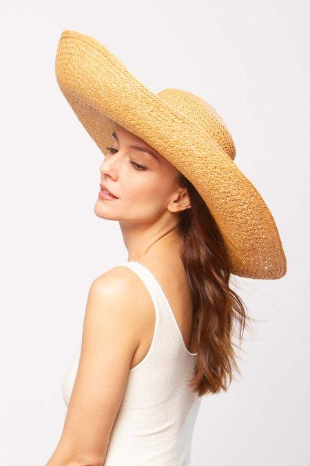 Greenpacha Menorca hat - brown/tan