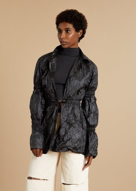 I.AM.ISIGO Crushed PVC Jacket