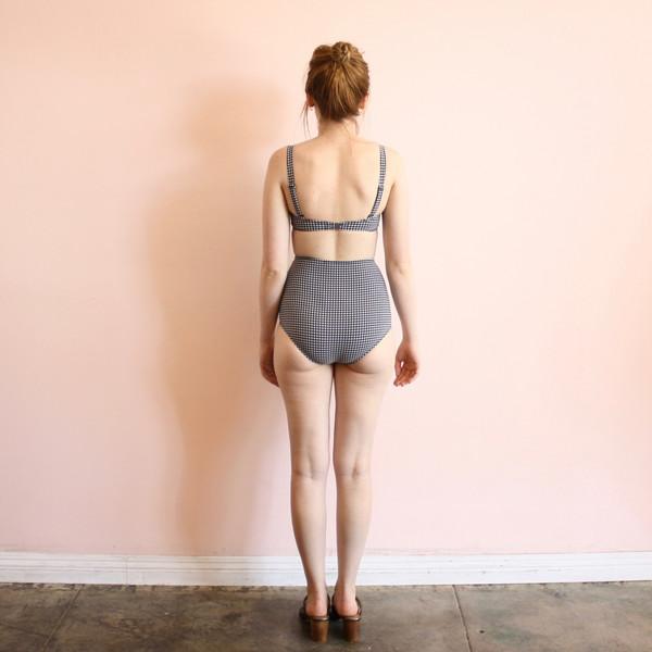 Pale Swimwear vetiver bikini
