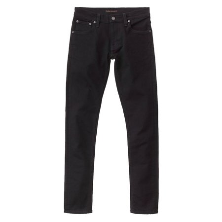 Nudie Jeans Tight Terry Jeans - Ever Black