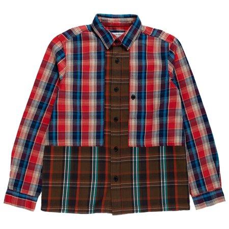 Garbstore Log Shirt - Red