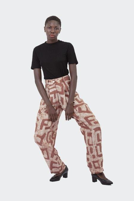 Osei-Duro Zoot Trouser - Seventeen Ways