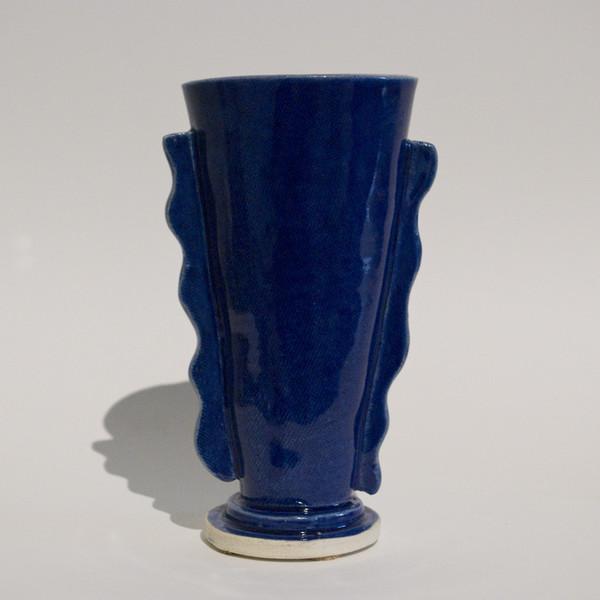 Morgan Peck Small Scallop Vase - Various Colors