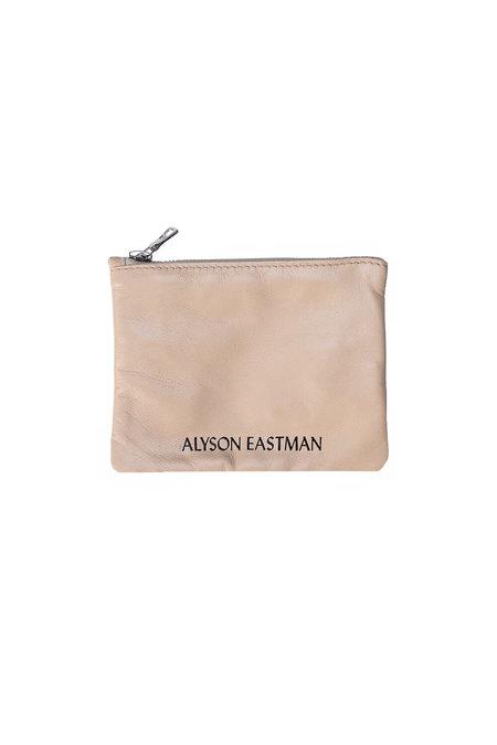 Alyson Eastman Small Pouch - Tan