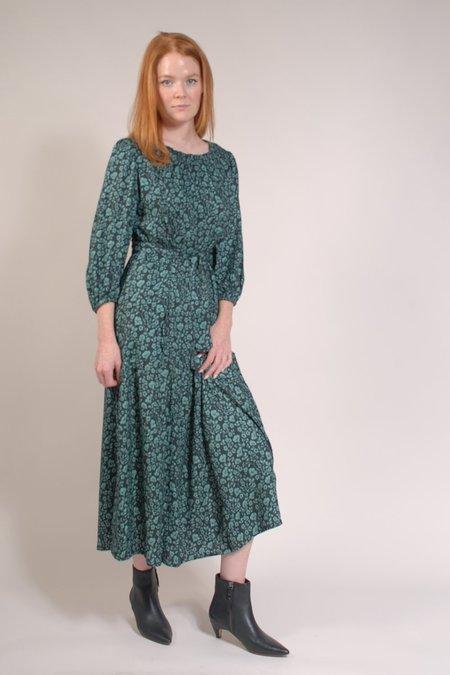 Built by Wendy Ides Dress - Eucalyptus