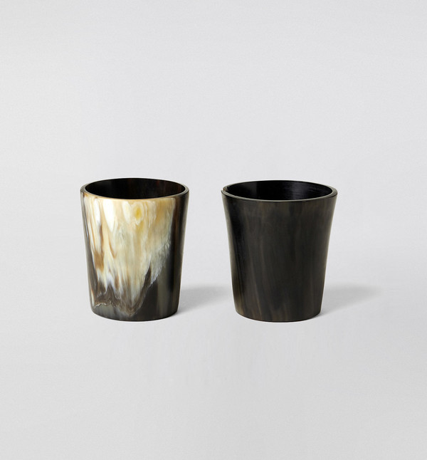 Indego Africa Cowhorn Tumblers