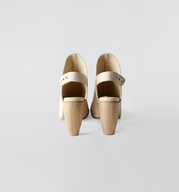 Sydney Brown High Sandal