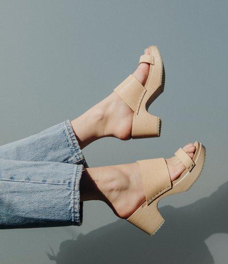 ZUZII FOOTWEAR Lennox clogs - Natural