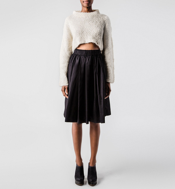 Kowtow On the Surface Skirt