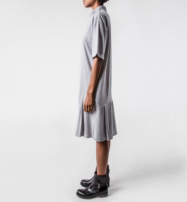 Kowtow Raku Dress Gray