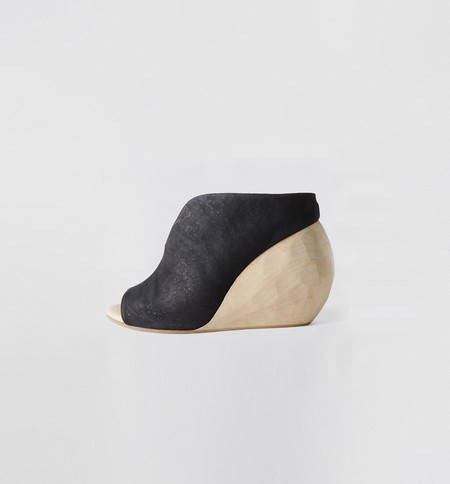 Sydney Brown Round Wedge
