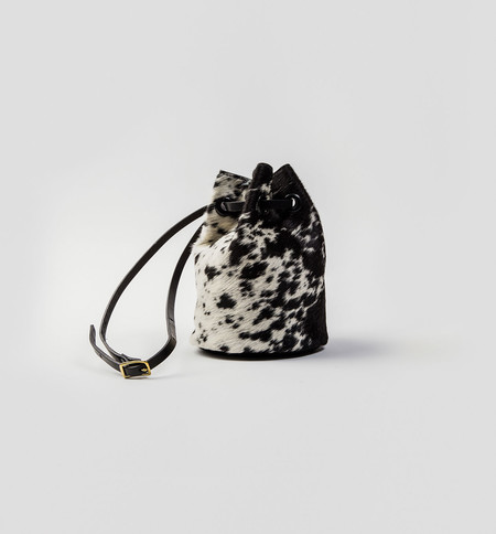 CHC Salt & Pepper Cinch Bucketbag