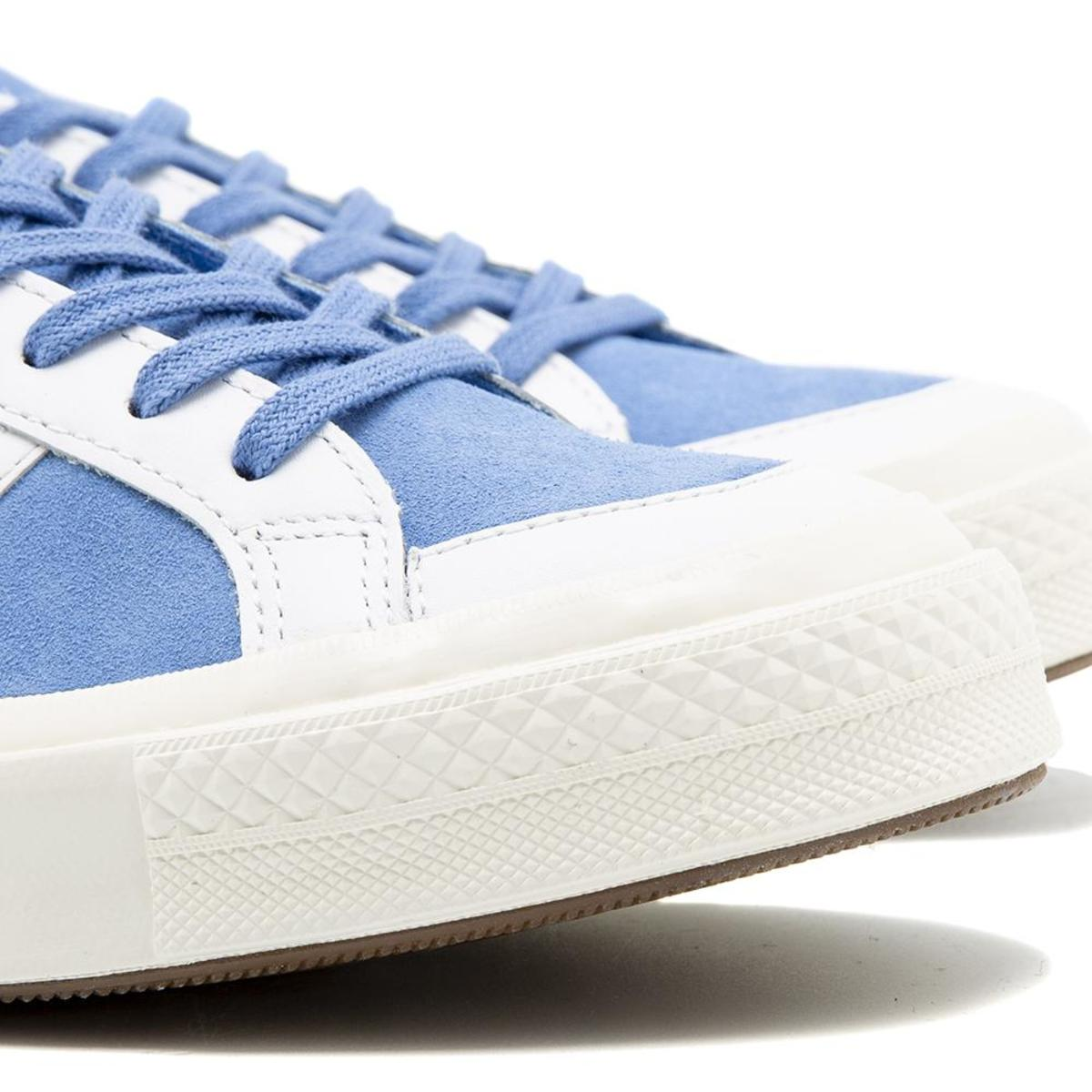 Converse One Star Academy Ivy League Suede sneaker Bright Blue