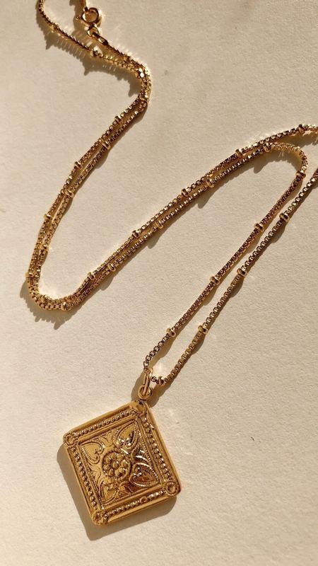 Pamela Card The Allegory of EstoI Necklace
