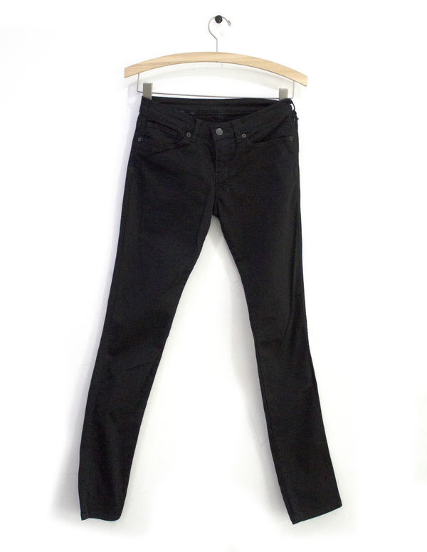 Ksubi Super Skinny Black Night Jeans