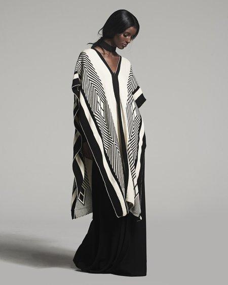 Unisex VOZ Comunidad Blanket Poncho