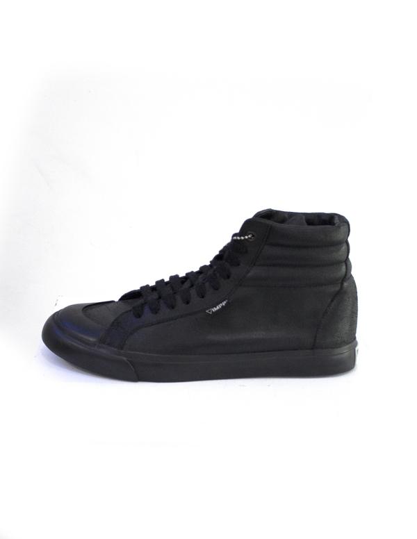 Sisii Athletic High Sneakers Black