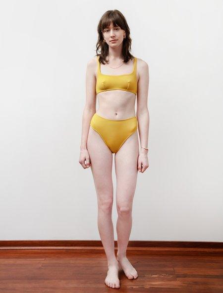 Araks Quinn Bikini Top - Yarrow