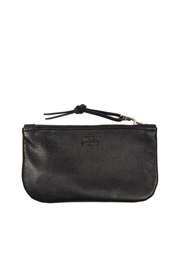 The Stowe - Small Pouch in Black