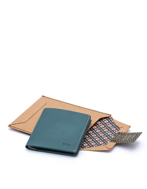 Bellroy Note Sleeve Wallet Teal