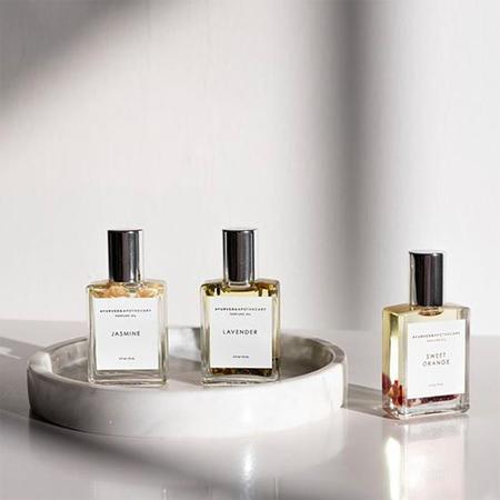 Yoke Ayurveda Apothecary Perfume Oil - Sweet Orange