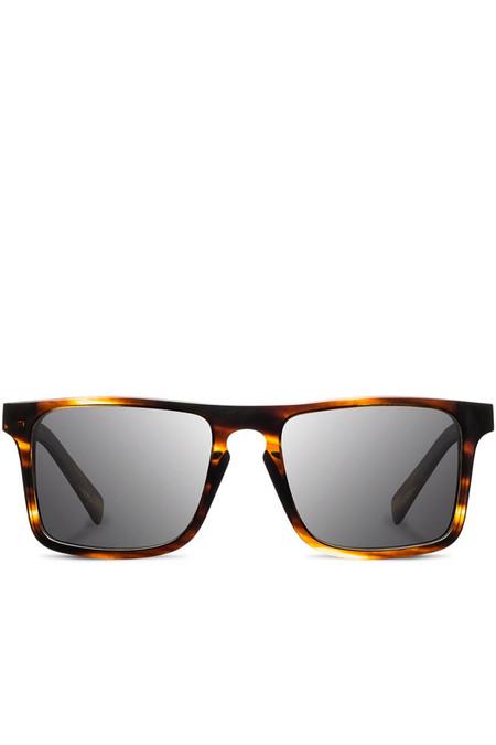 Unisex Shwood Govy 2 Sunglasses - Tortoise Maple