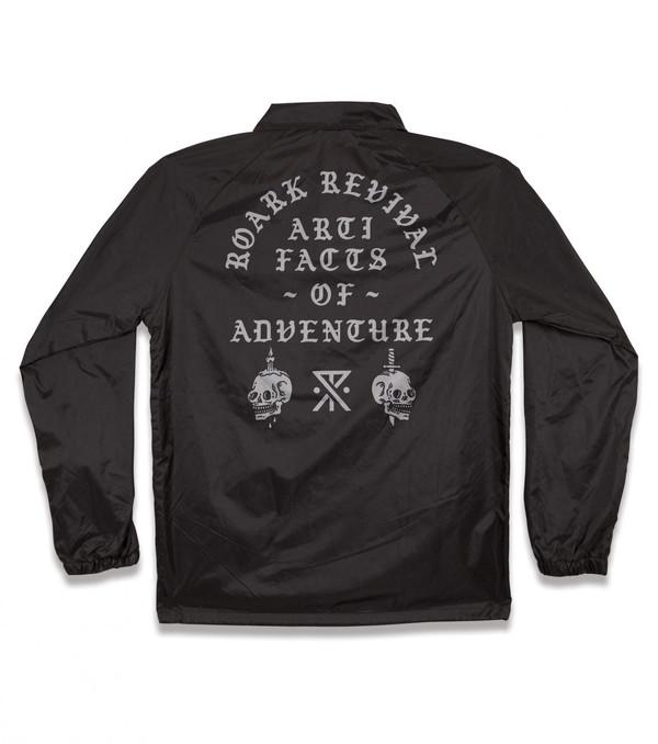 Men's Roark Revival Cursed Artifacts Coach Jacket
