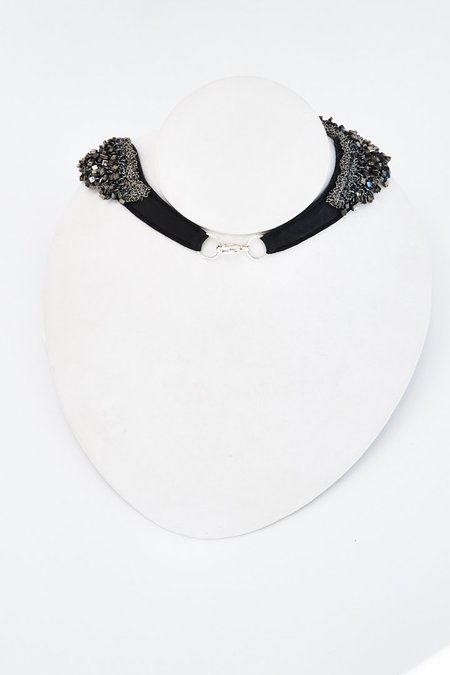 Jean Francois Mimilla Necklace - Black