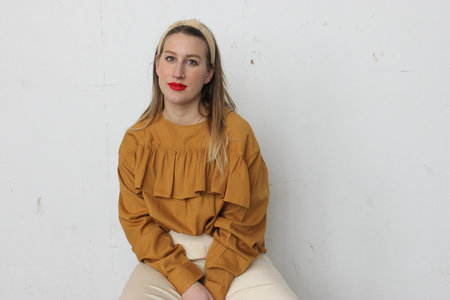 The Same But Different The Abbott Blouse