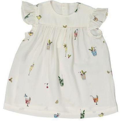 Kids Mademoiselle à soho Dorothy Baby Dress & Bloomer - Cocktail print
