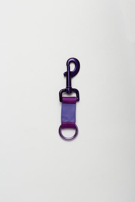 The Celect Minimal Keychain - Purple