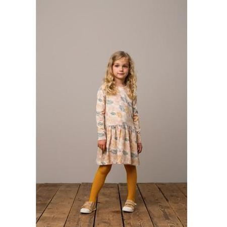 Kids Marmar Copenhagen Deanna Dress - Feather Print
