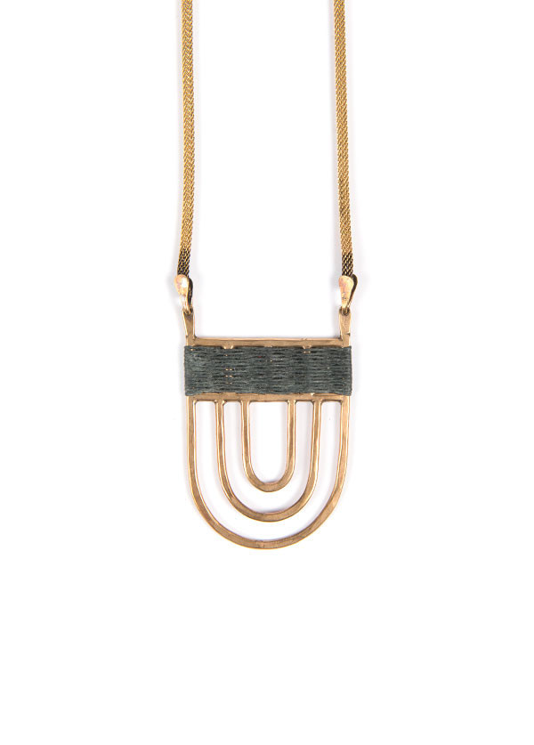Tiro Tiro - Polis Necklace