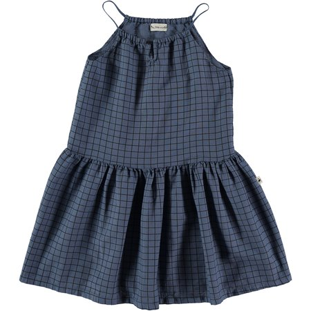 Kids My Little Cozmo Dress - Dark Blue