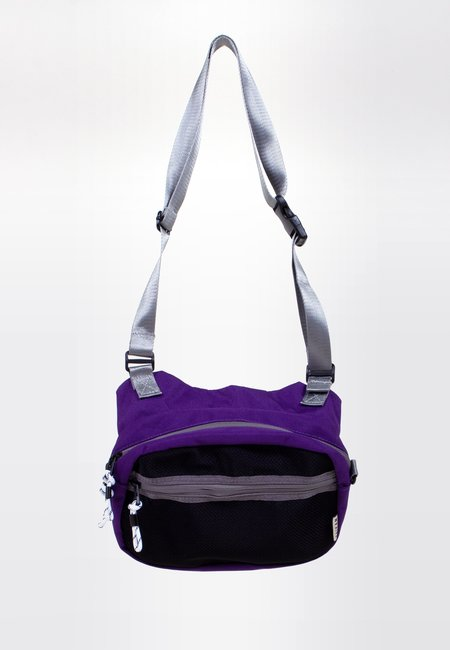 Taikan Everything Shoki Bag - Purple/Black Mesh