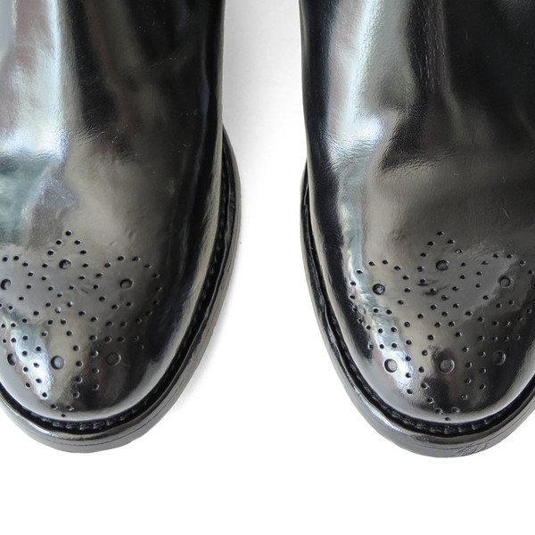 Officine Creative perforated boot