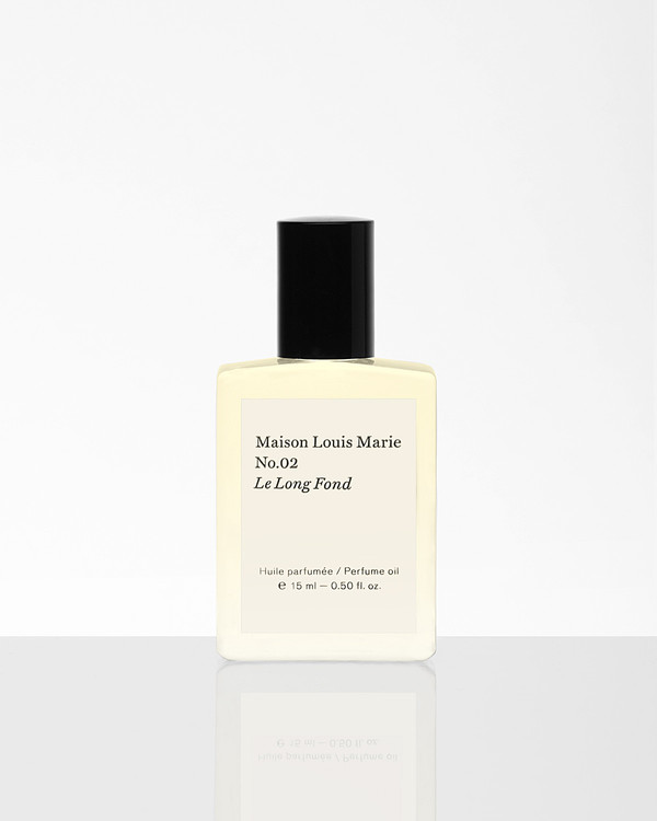 Maison Louis Marie No. 02 Le Long Fond - Perfume oil