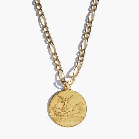Kindred Black The Cardinal Pendant - 18k gold
