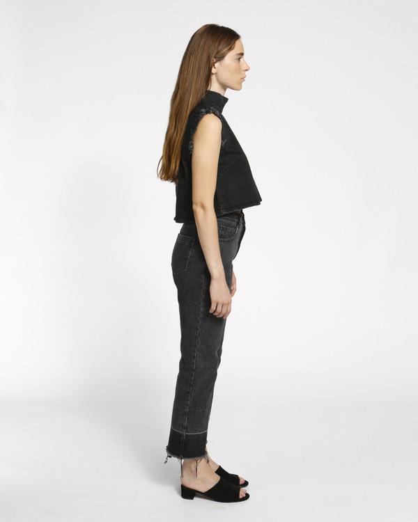 Rachel Comey Slim Legion Denim Pant in black