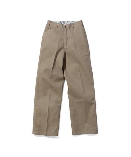 Ben Davis Gorilla Cut Pant - Khaki