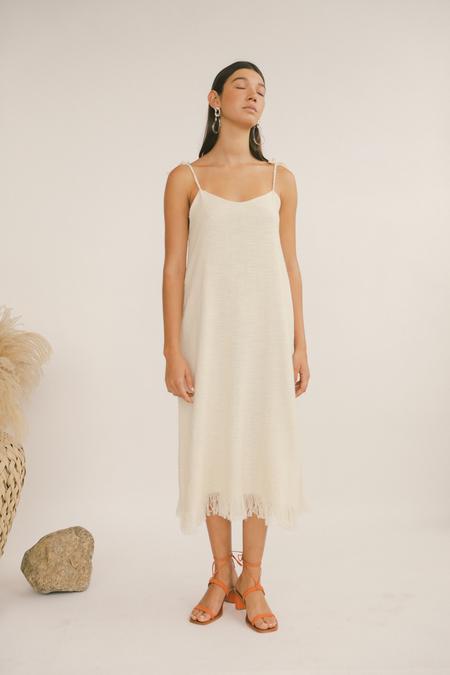 Kordal Aphrodite Dress in Ecru