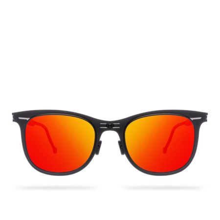 ROAV Freddy Sunglasses - Black/Sunrise