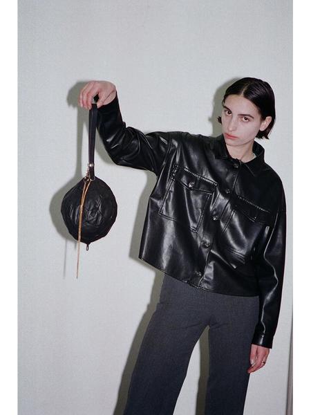 Bless Football Bag - Black