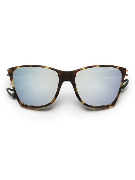 District Vision Keiichi x Satisfy Running Sunglasses - Tortoise