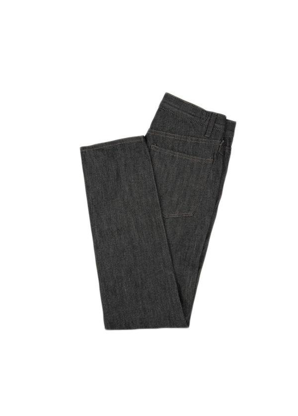 Men's Williamsburg Garment Company - Mens Grand Street Selvedge Slim in Black