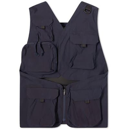Snow Peak x New Balance Transform Vest Bag - Navy