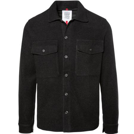 Topo Designs Wool Shirt