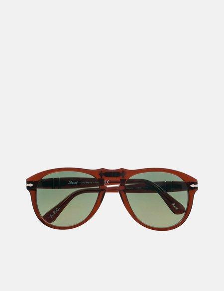 Oscar Deen x A.P.C. Persol 649 Sunglasses - Nut Brown